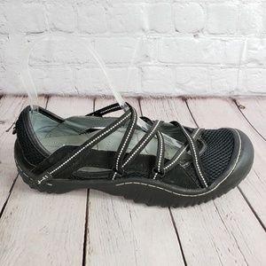 d15674ca5d3977 J-41 Jeep Sport Sandals Womens 7 M Water Shoes